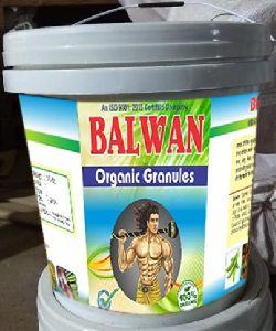Balwan Organic Fertilizer  Granules