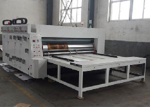 Printing Slotting Machine