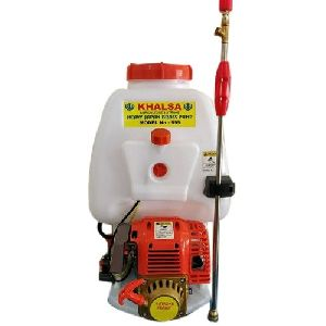 Khalsa Power Sprayer