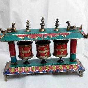 3 in One Prayer Wheels