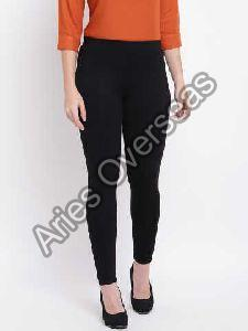 Plain Black Jeggings