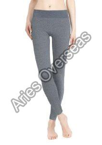 Plain Grey Leggings