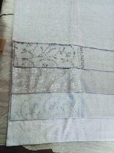 Reversible Zari Fine Wool Stoles