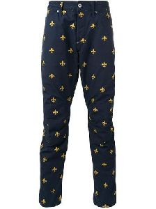 Mens Printed Trousers