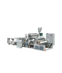 Extrusion Coating Lamination Machine