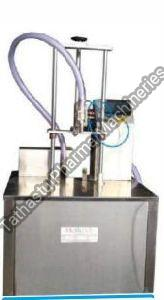 Servo Based Automatic Liquid Filling Machine