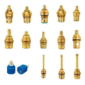 Brass Ceramic Disc Cartridge Fittings