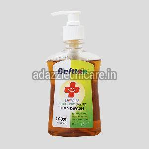 250ml Deftton Antiseptic Hand Wash Liquid