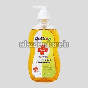 500ml Deftton Antiseptic Hand Wash Liquid