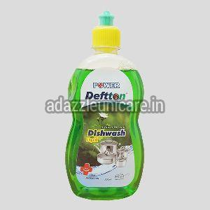 500ml Deftton Natural Organic Dishwash Liquid