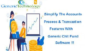 Generic Chit Fund Software services