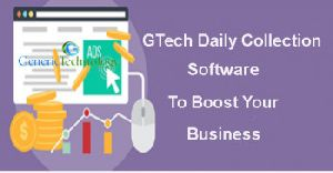 GTech Daily Collection Software