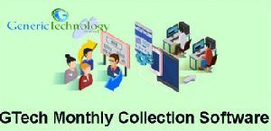 GTech Monthly Collection Software