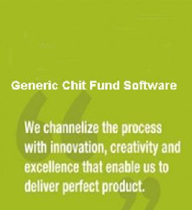 Generic Chit Fund Software Special