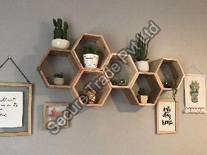 Beehive Shelves
