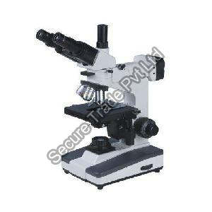 Monocular Upright Metallurgical Microscope