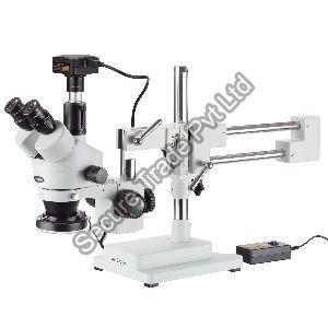 Trinocular Stereo Microscope