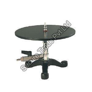 Vacuum Pump Plate on Base