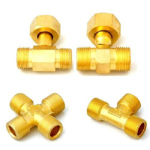 Brass High Pressure Connectors