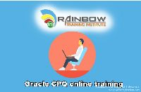 Oracle CPQ  Online Training Course