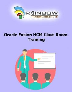 Oracle Fusion HCM Class Room Training Course