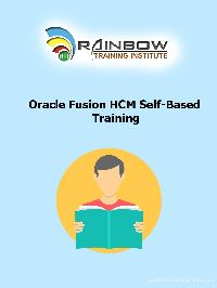 Oracle Fusion HCM Self-Baced Training Course
