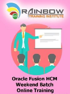 Oracle Fusion HCM Weekend Batch Online Training Course