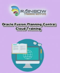 Oracle Fusion Planning Central Cloud Online Training Course