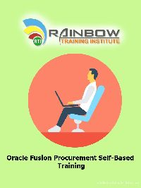 Oracle Fusion Procurement Self-Based Training Course