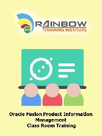 Oracle Fusion Product Hub Class Room Training Course