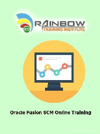 Oracle Fusion SCM Online Training Course