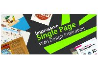 Single Page Web Design Services