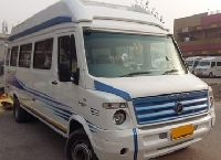 20 Seater Tempo Traveller Rental Service