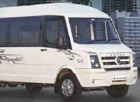 7 Seater Luxury Tempo Traveller Rental Service