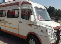 9 Seater Tempo Traveller Rental Service