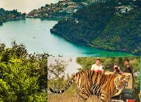 Hire Tempo Traveller for Nainital with Jim Corbett Tour Package