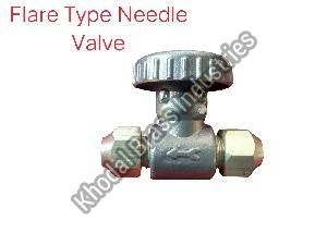 Flare Type Needle Valve