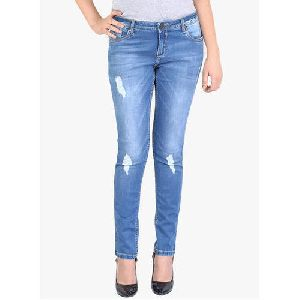 Ladies Rugged Jeans