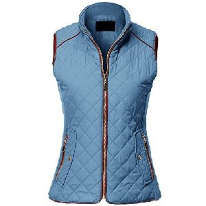 Ladies Sleeveless Jackets