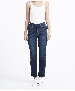 Ladies Straight Jeans