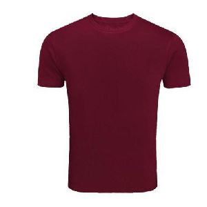 Mens Plain T-Shirts