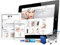 E-Commerce Web Designing Service