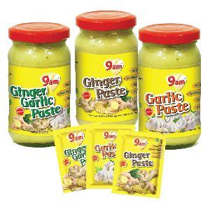 9am Garlic Paste