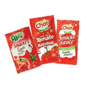 Chat Red Chilli Sauce