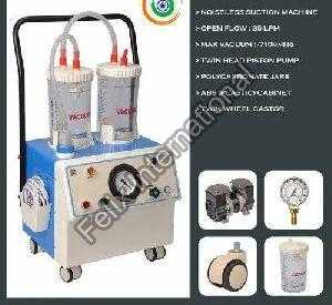 Noiseless Suction Machine