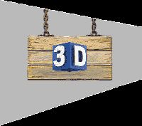 3D Sign Advertising Services