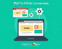 PSD To HTML Designing