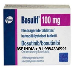 Bosulif 100mg Tablets