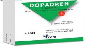 Dopadren 200mg Injection