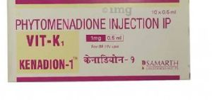 Kenadion 1mg Injection